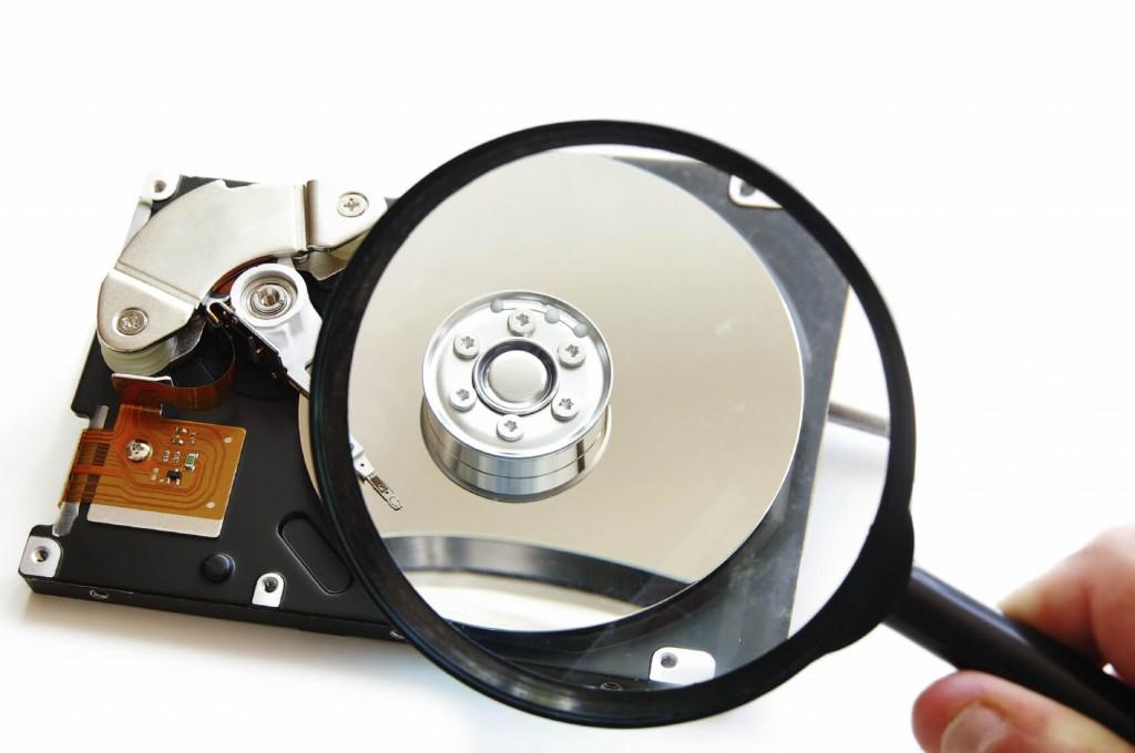 Com'è fatto un hard disk al suo interno