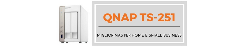 NAS QNAP TS-251