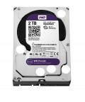 WD Purple 2TB, Hard Disk per Videosorveglianza, 24x7, Tecnologia AllFrame,...
