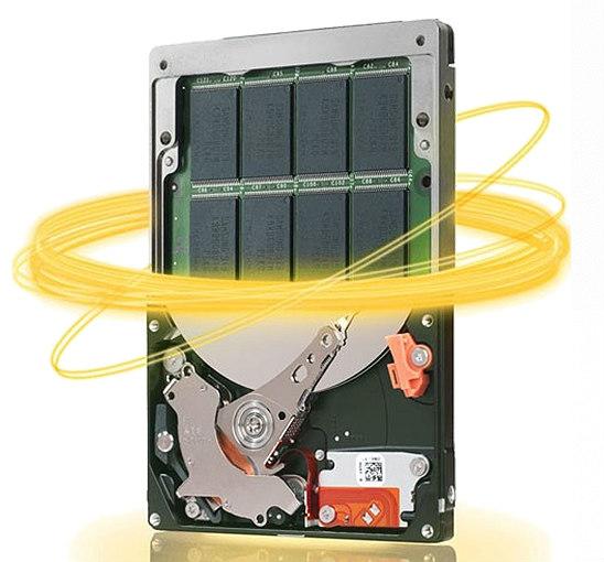 hard disk ibrido