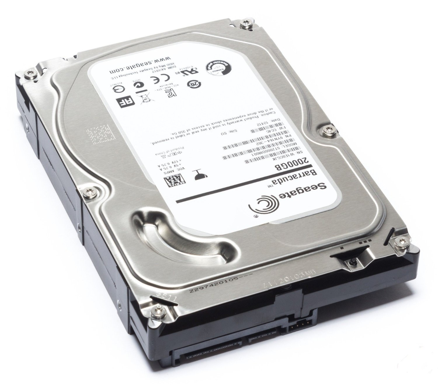 Seagate Barracuda St 2000 Dm 001 3,5 2000Gb St2000Dm001