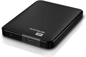 WD Elements Portable 1TB USB 3.0, Hard Disk ad Alta...