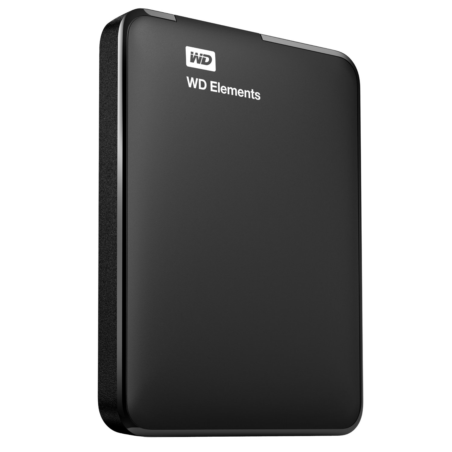 WD Elements Portable 500GB, USB 3.0, Hard Disk ad Alta Capacità, Archiviazione Extra, Backup Locale e su Cloud, Nero