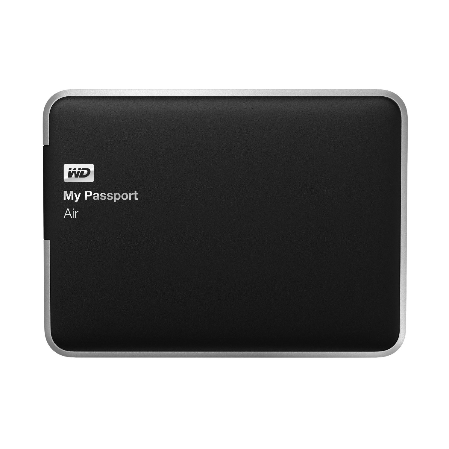 WD My Passport Air Hard-Disk Esterno, 500 GB, USB 3.0 SuperSpeed, Nero