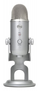 Blue Yeti microfono USB