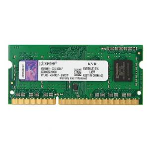 Kingston KVR16LS11/4 Memoria RAM da 4 GB, 1600 MHz, DDR3L,...