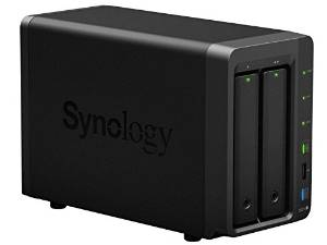Synology DS214+ NAS, Nero