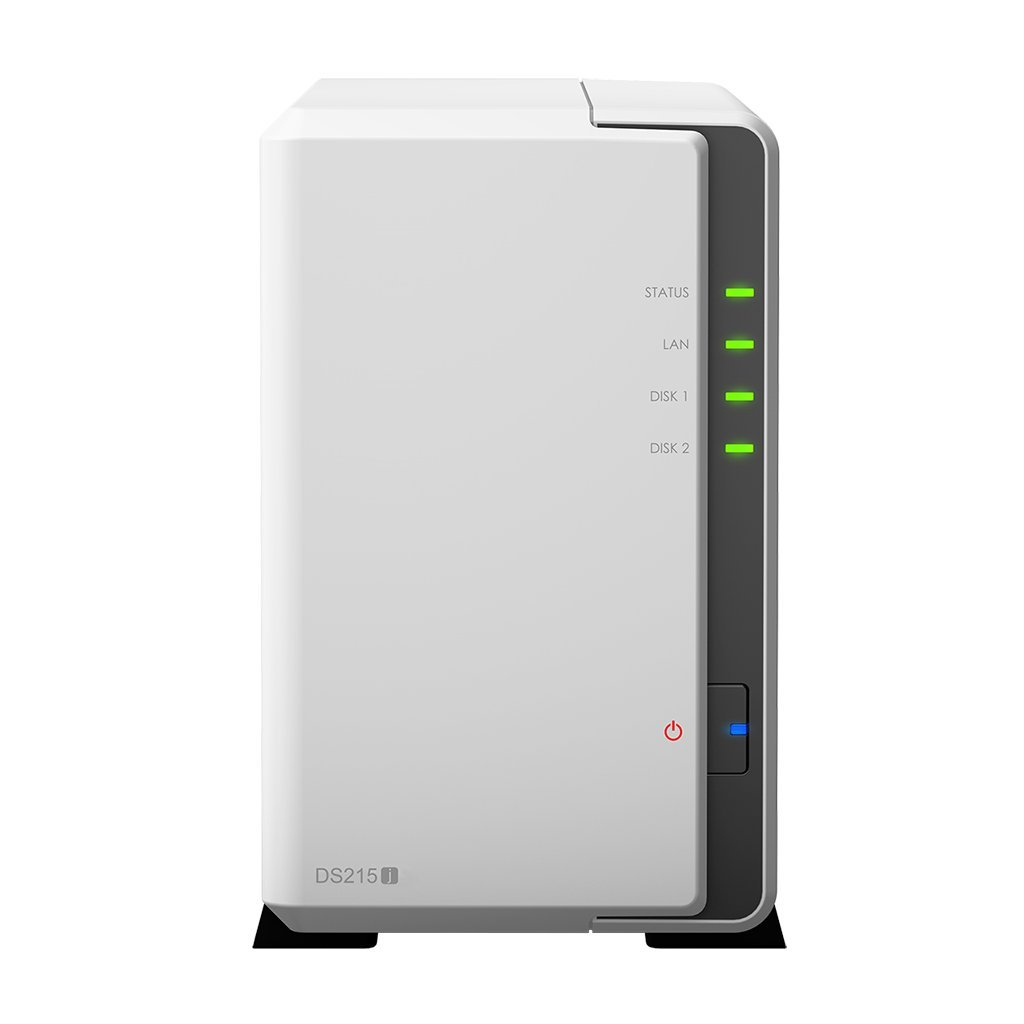 Synology DS215J, Server di Memoria Dati [Germania]