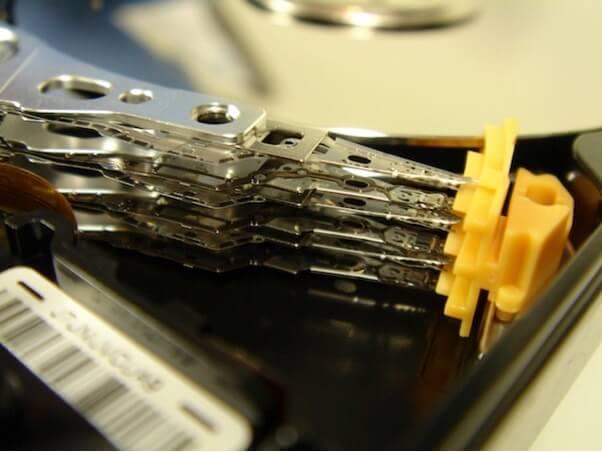 testine hard disk